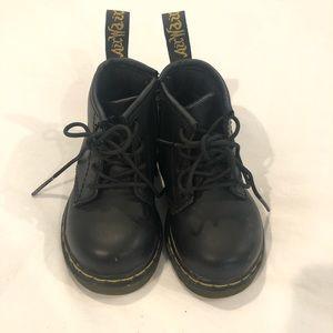 Dr Martens Brooklee boots US6 toddler